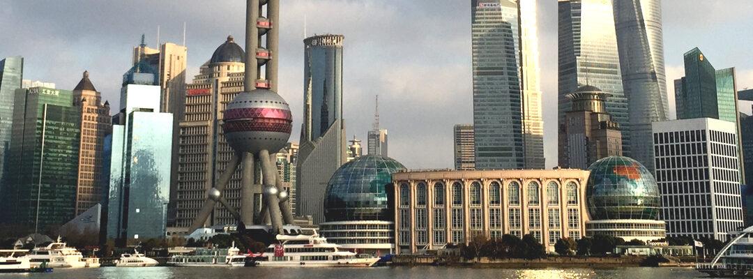 La Torre Shanghai y el ascensor más rápido del mundo
