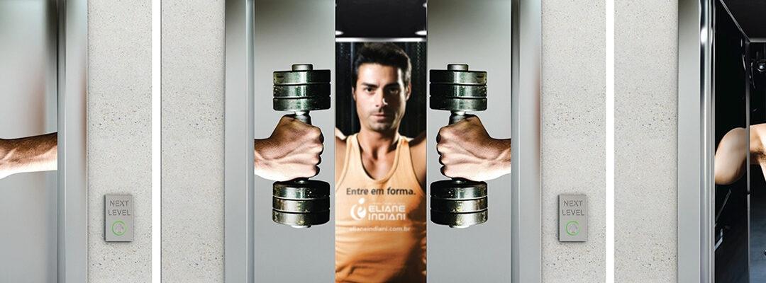 La publicidad en los ascensores: un éxito asegurado