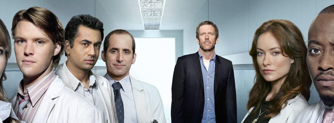 Los ascensores en las series de televisión rodadas en hospitales