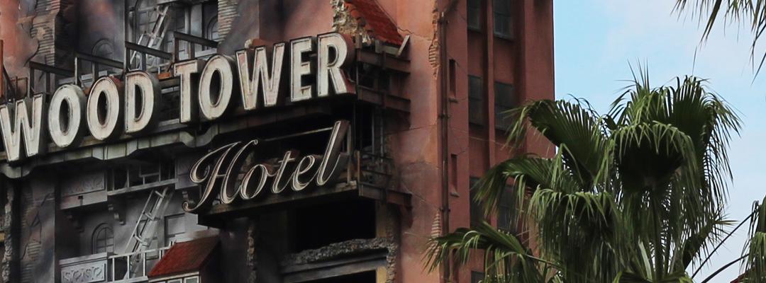 ¿Quieres pasar miedo en un ascensor? ¡Visita el Hotel Hollywood Tower!