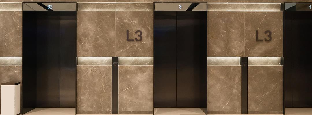 Cuatro señales que indican que tu ascensor puede tener un problema