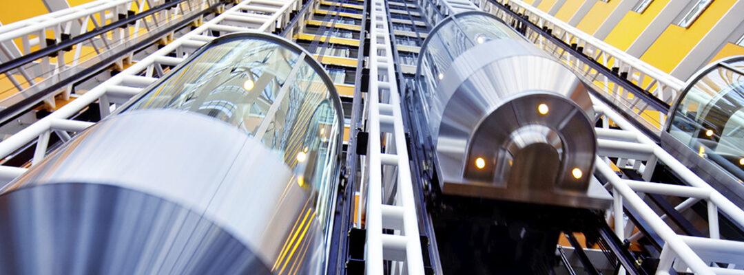 ¿Para qué sirve el contrapeso de un ascensor?